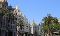 Вот он какой, город Валенсия. Фото и информация.