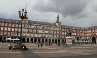 Мадрид туристический. Что вижу, то и снимаю.