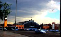 Заглянем на вокзал Аточа. Мадрид.