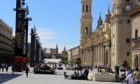 Самое интересное про город Сарагоса.