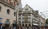 В Мюнхене не бывает скучно.