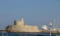 Знакомимся с городом Родос на острове Родос. Греция.
